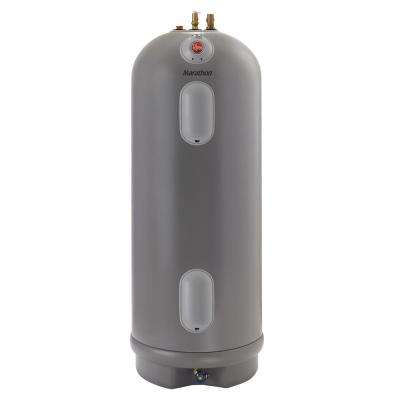 Marathon 50 Gal. Tall 4500/4500-Watt Elements Non Metallic Lifetime Electric Tank Water Heater