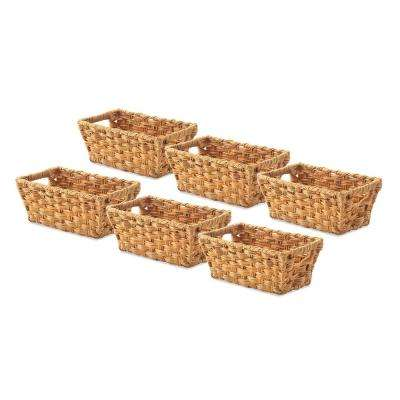0.2 Gal. Water Hyacinth Storage Totes (Set of 6)