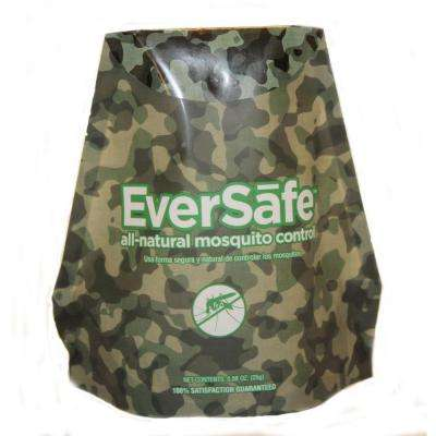 2 oz. All Natural Mosquito Control Outdoor Hanging Pouch Camouflage