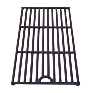 9.5 inch x 19 inch Charcoal Cast Iron Grate by