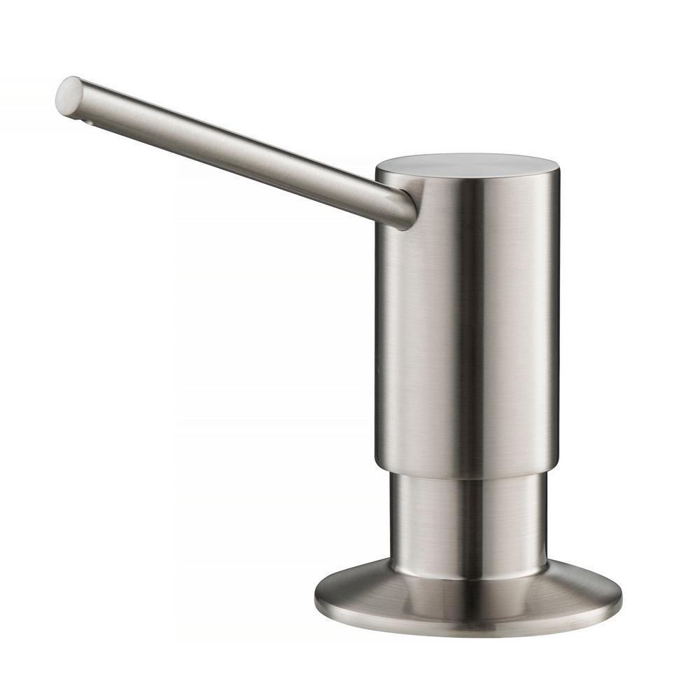 Soap Dispenser in Stainless Steel