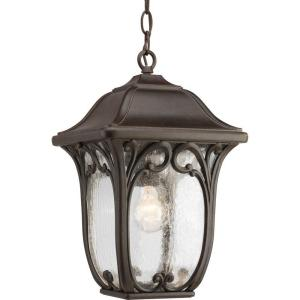 Progress Lighting Enchant Collection Espresso Outdoor Hanging Lantern by Progress Lighting