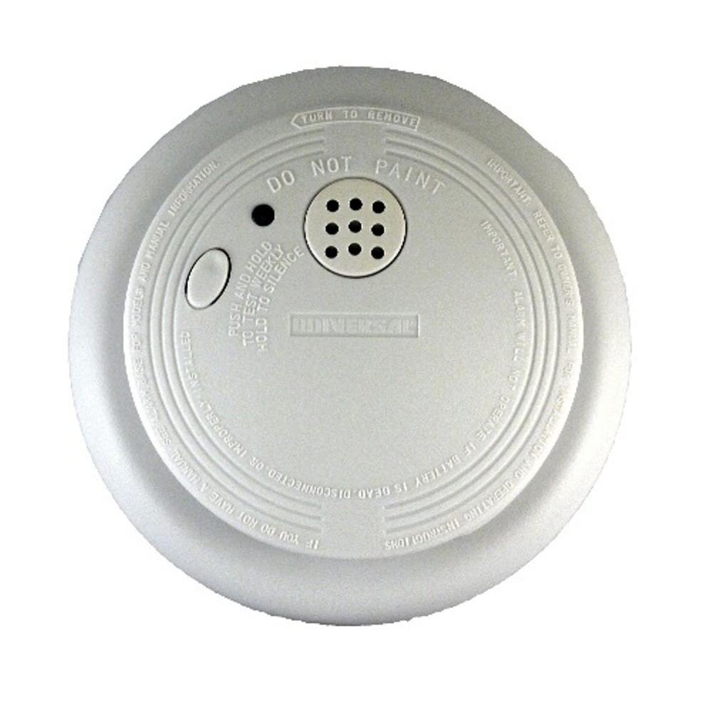 10-Year Lithium Battery Operated Smoke and Fire Alarm