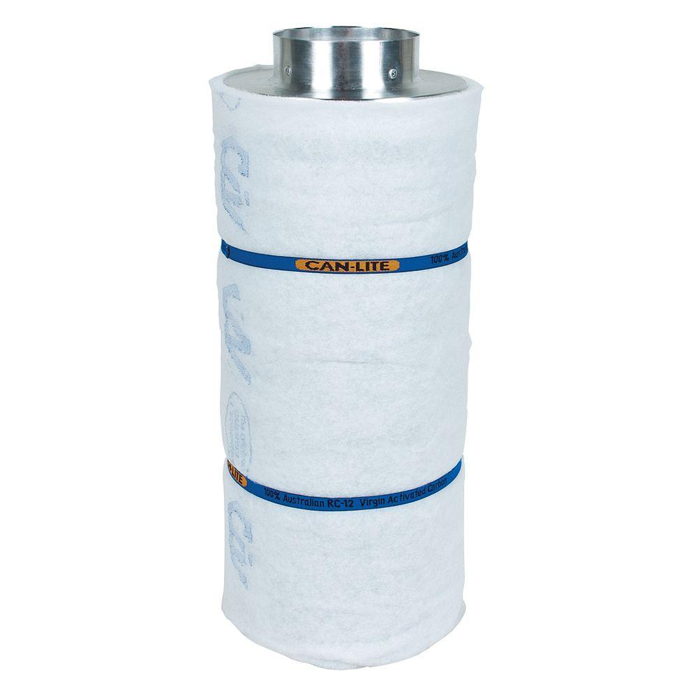Can Filter Group 6 in. x 24 in. x 10 in. Can-Lite 600 CFM FPR 9 Can Air Filter