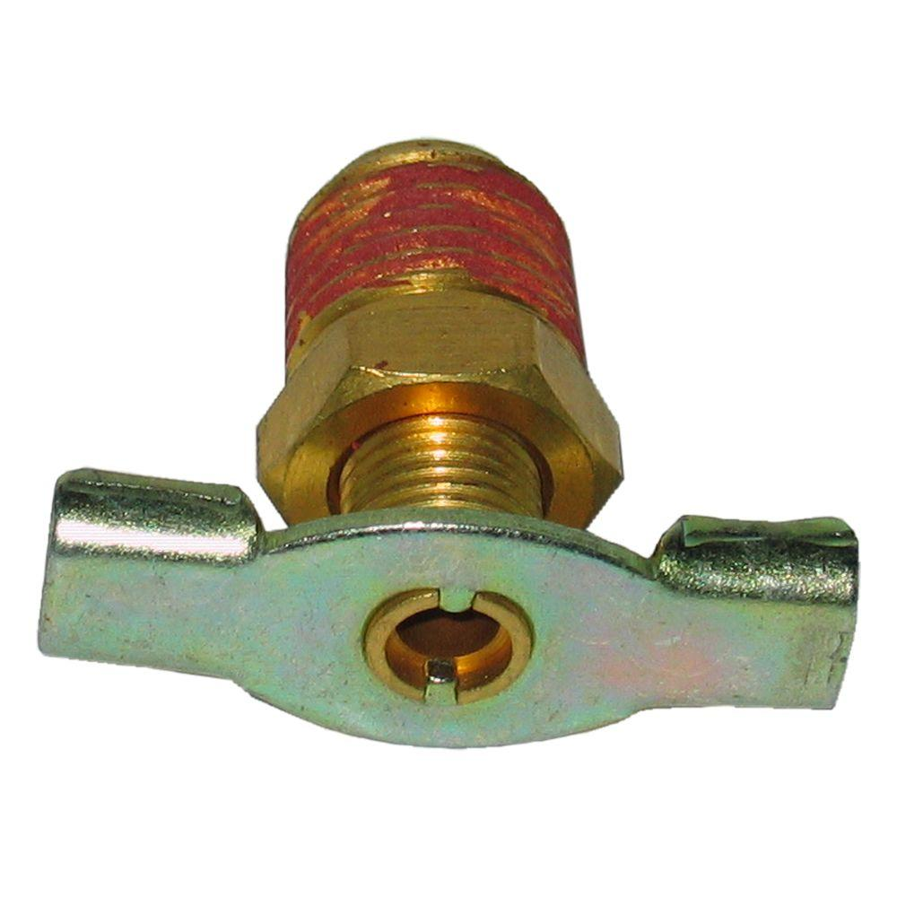 Powermate in npt tank drain valve rp the