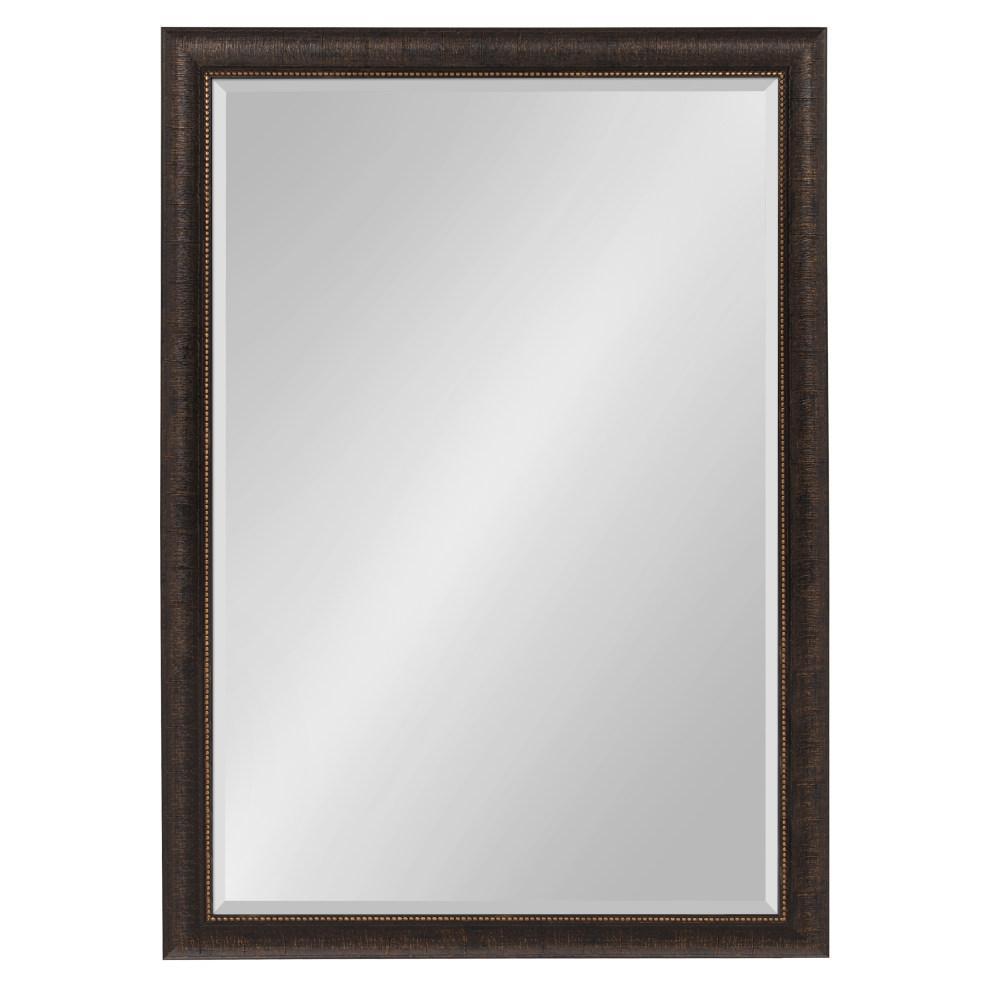 Aldridge Rectangle Bronze Mirror