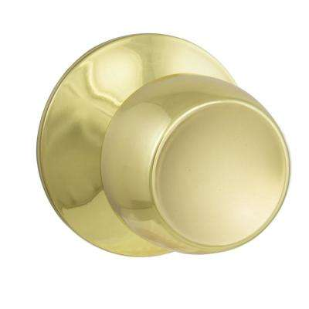 Brandywine Polished Brass Passage Hall/Closet Door Knobset