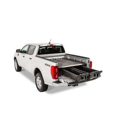 5 ft. 2 in. Pick Up Truck Storage System for Ford Ranger (2019-Current)