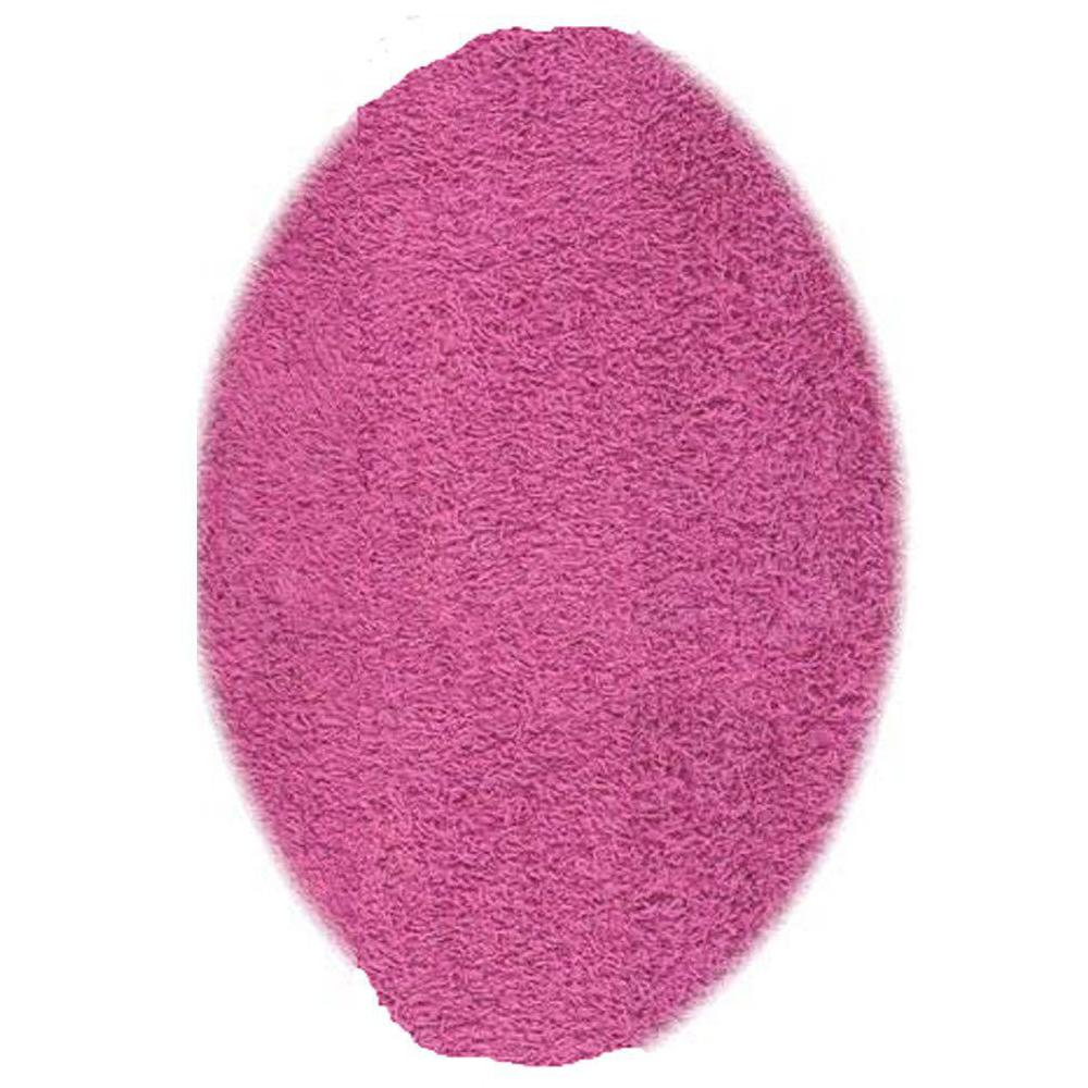 Home Decorators Collection Ultimate Hot Pink 5 Ft X