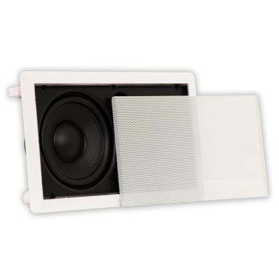 In-Wall Home Theater Compact Center Channel Speaker
