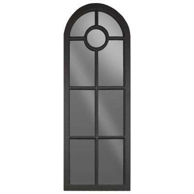 Specialty Black Coated Wilndow Wall Mirror