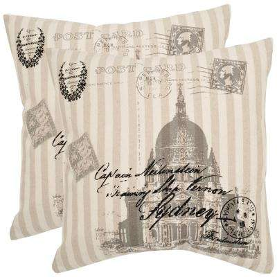 Lucas Printed Patterns Pillow (2-Pack)