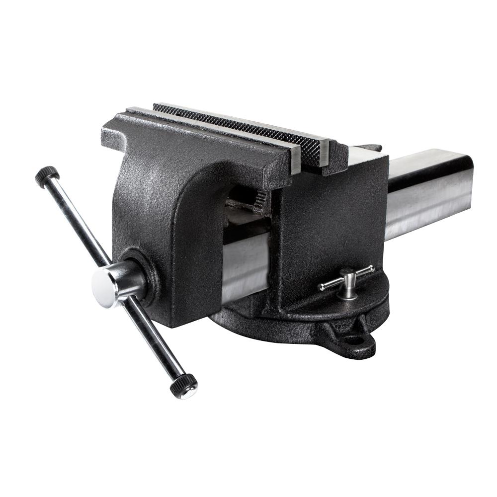 Tekton in degree swivel bench vise the home