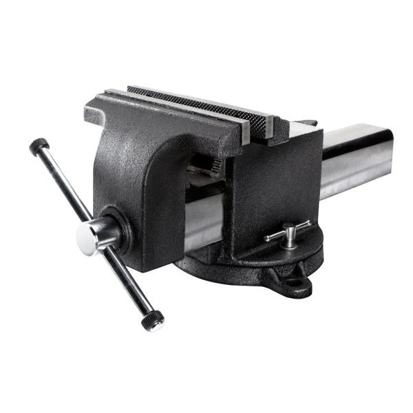 8 in. 360° Swivel Bench Vise