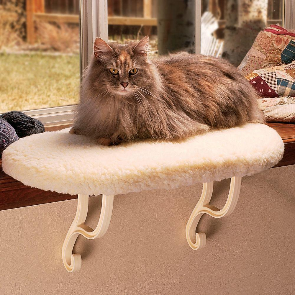 Superb Kh Pet Products Kitty Sill Medium Window Sill Cat Seat Creativecarmelina Interior Chair Design Creativecarmelinacom