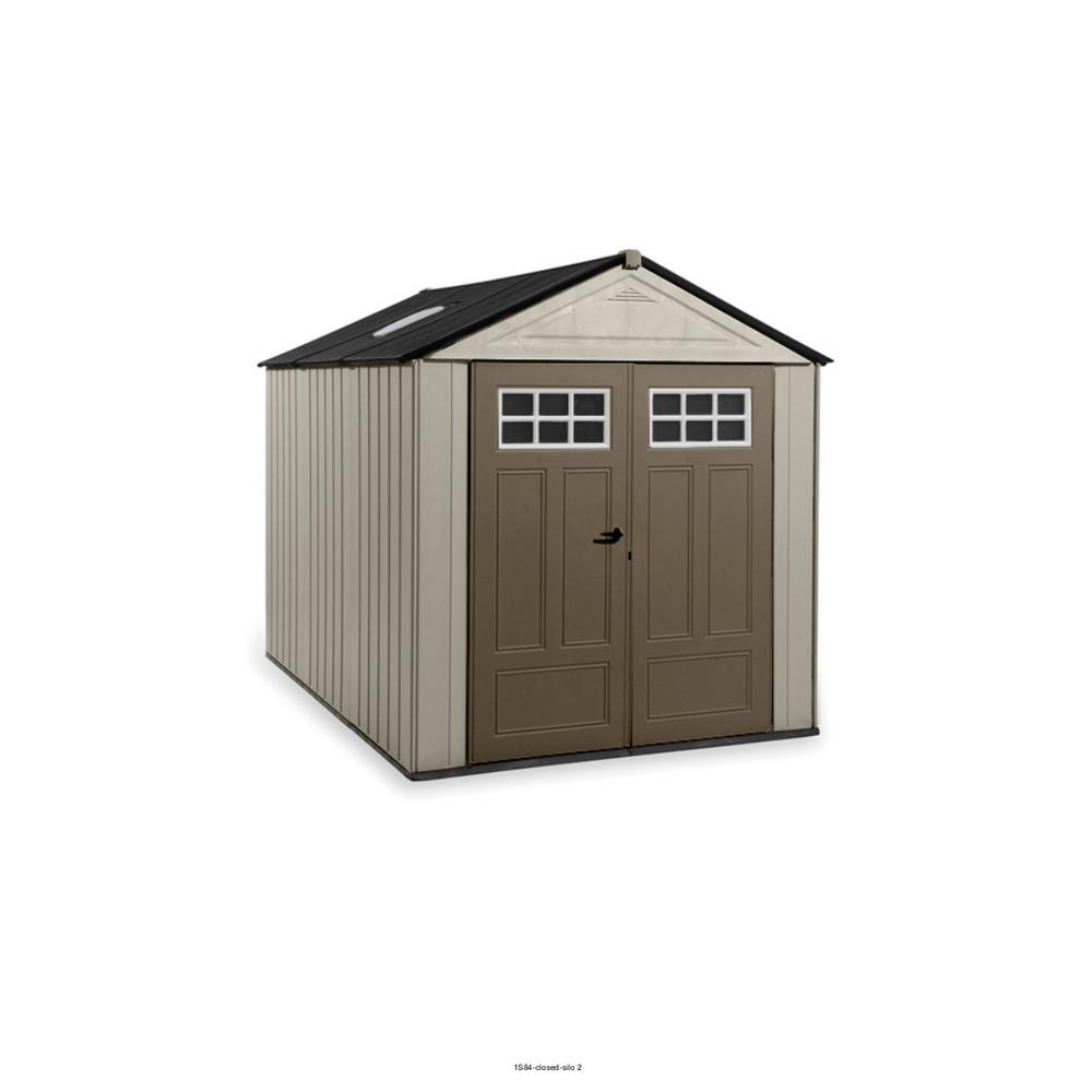 Rubbermaid Big Max Ultra 11 ft. x 7 ft. Storage Shed  sc 1 st  The Home Depot & Rubbermaid Big Max Ultra 11 ft. x 7 ft. Storage Shed-2035891 - The ...