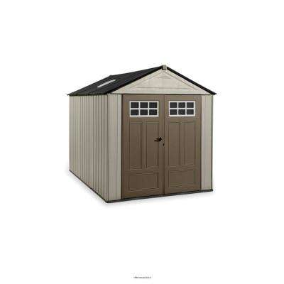 Big Max Ultra 11 ft. x 7 ft. Storage Shed