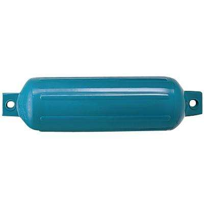6.5 in. x 22 in. Twin Eye Fender, Teal