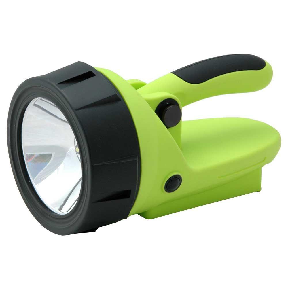 Hybrid Light Solar Spotlight