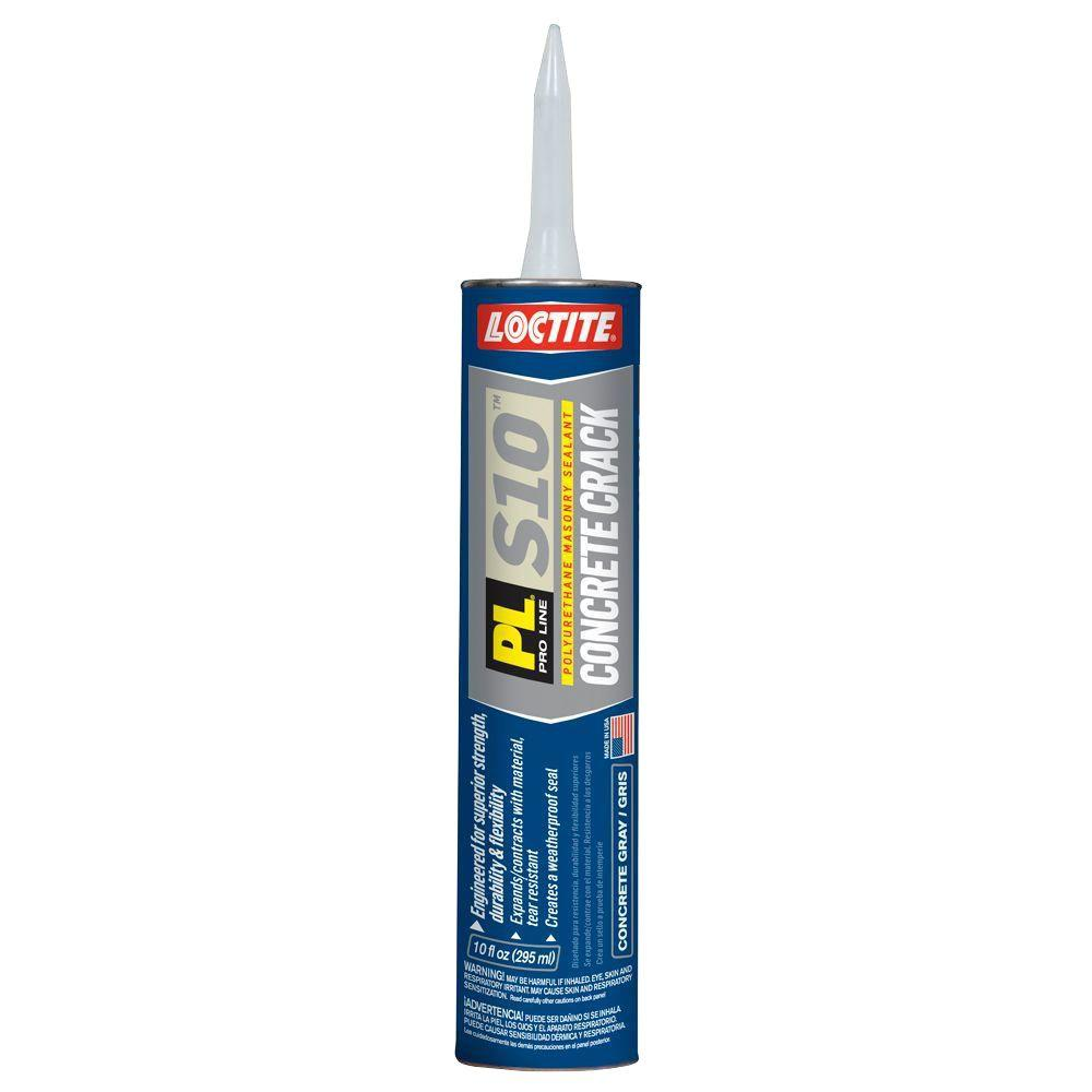 PL 10 fl. oz. Polyurethane Concrete Crack and Masonry Sealant