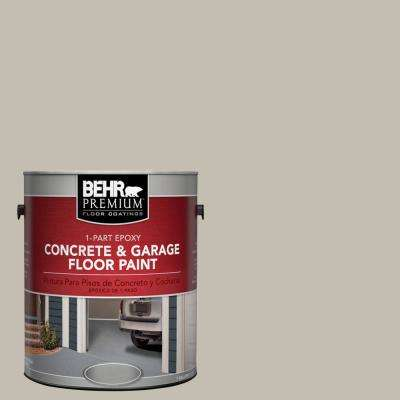 1 gal. #N320-3 Tanglewood 1-Part Epoxy Concrete and Garage Floor Paint