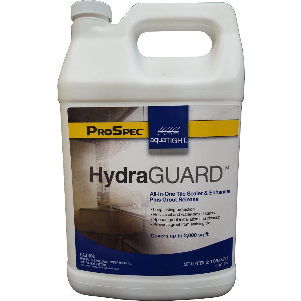 AquaTight 1 Gal. Grout Cement Concrete and Paver HydraGUARD Penetrating Sealer