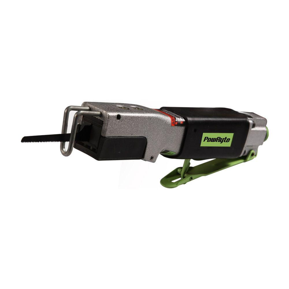 Powryte Air Body Reciprocating Saw 100107a The Home Depot