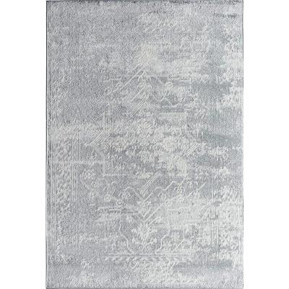 Gabriel Fine Sand Gray 5 ft. x 7 ft. Rectangle Oriental Polypropylene Area Rug