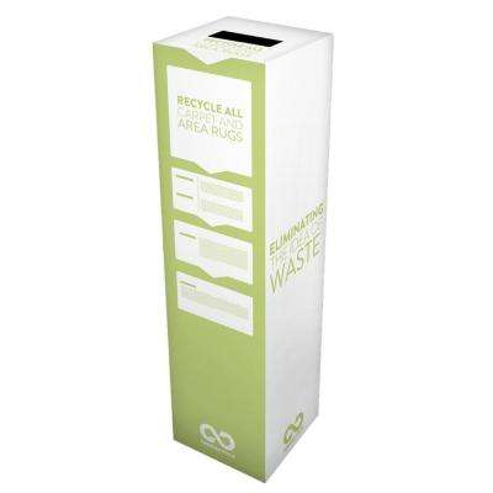 35 Gal. Carpet and Area Rugs Zero Waste Box Recycling Bin