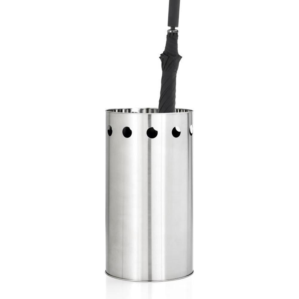 Blomus Silver  Umbrella Stand