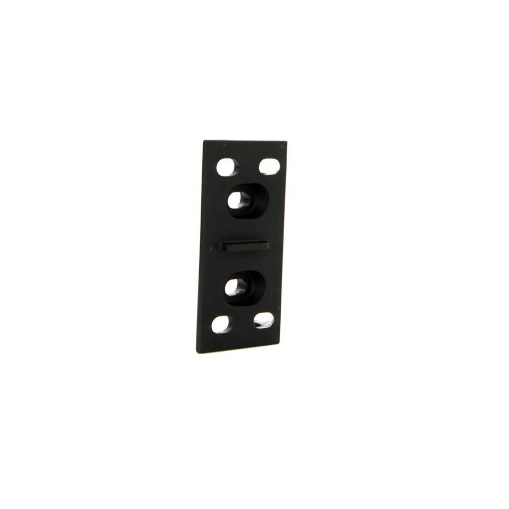 Trex Seclusions Angle Adaptor for Use with Wood-Plastic Composite Board-On-Board Privacy Fence Panel Kit