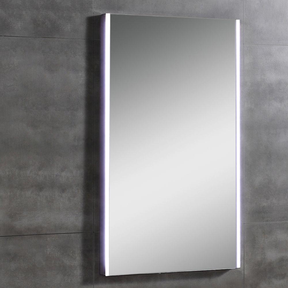 W Single Wall LED Mirror In