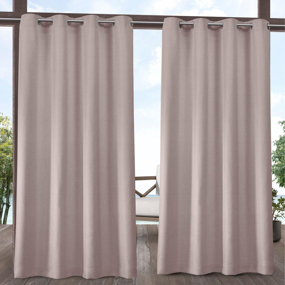 Curtains Biscayne 54 In W X 108