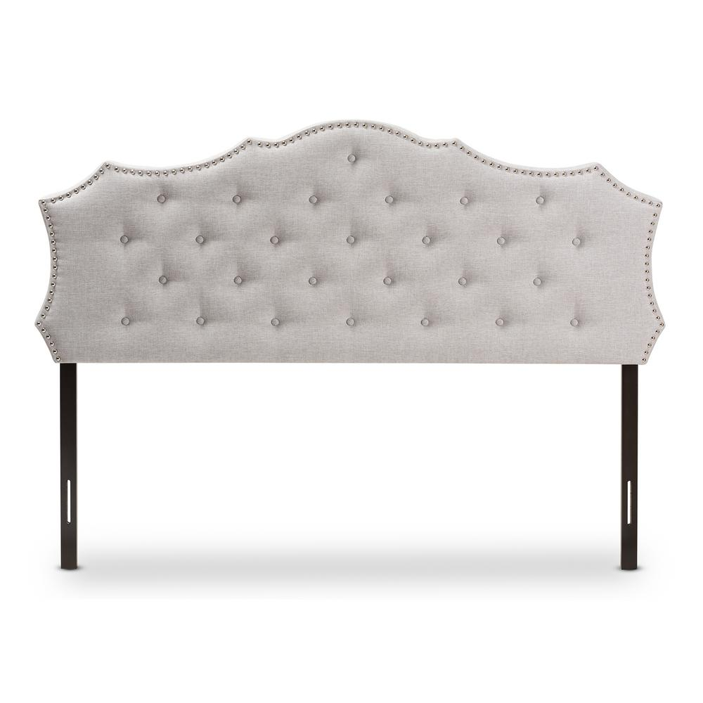 Aurora Beige King Headboard