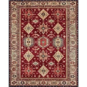 Ruggable Washable Noor Ruby 8 Ft X 10 Ft Stain Resistant