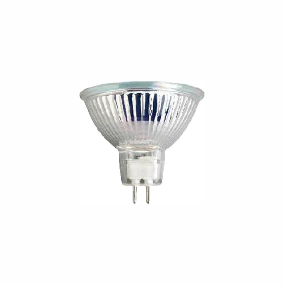 35-Watt MR16 G5.3 Bi-Pin Base Halogen Light Bulbs (50-Pack)