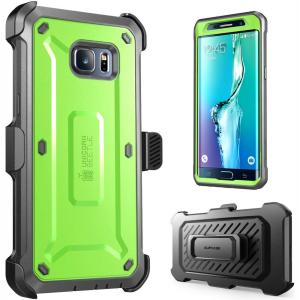 SUPCASE Galaxy S6 Edge Plus Unicorn Beetle Pro Series Holster Case,  Green-SUP-GS6-EdgePlus-UBPro-Green/Gray - The Home Depot
