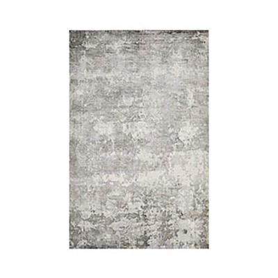 Elbrus Bone 8 ft. x 10 ft. Handmade Area Rug