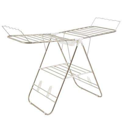 Sturdy Adjustable Gullwing Drying Rack