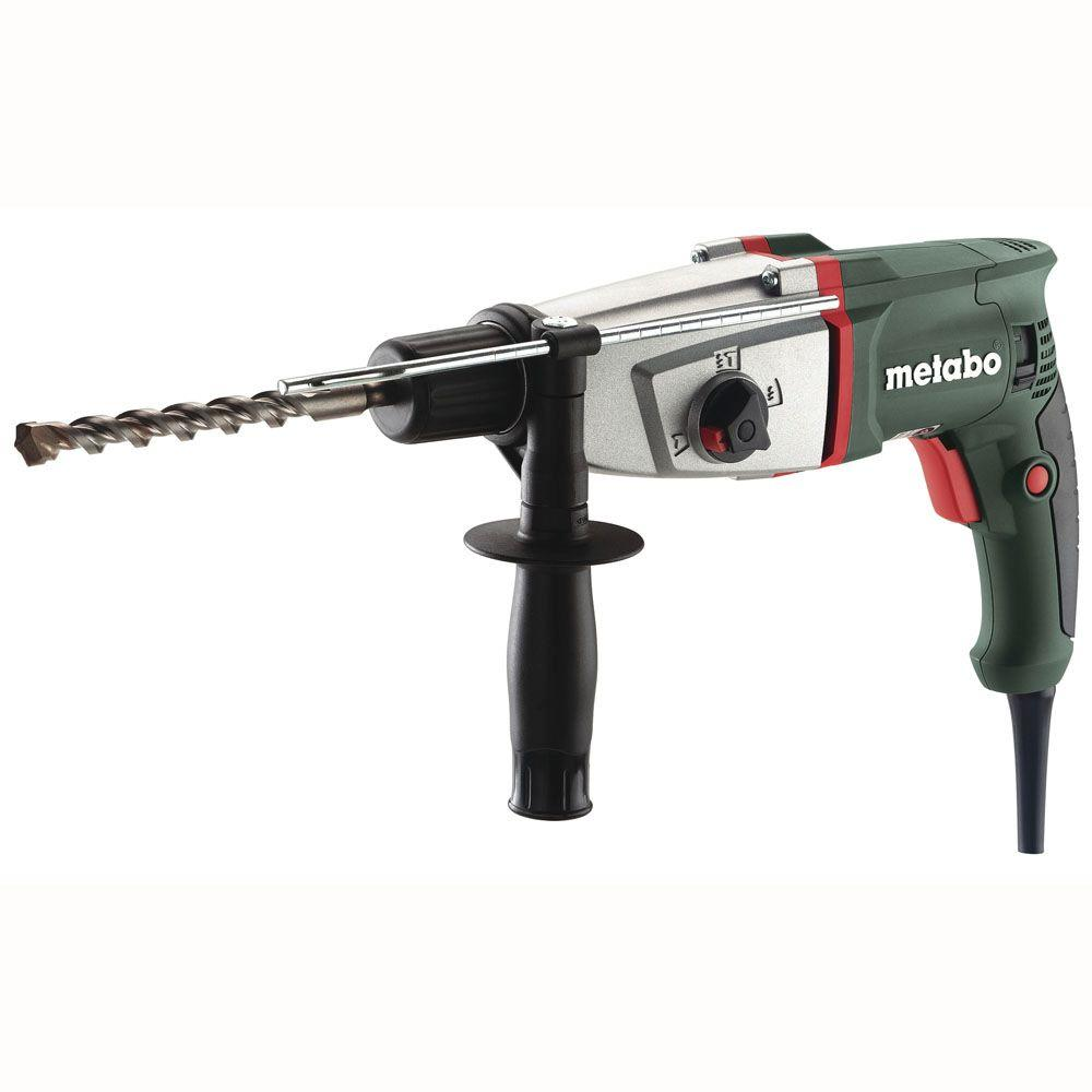 Metabo 120-Volt 1 in. SDS-Plus Rotary Hammer Drill