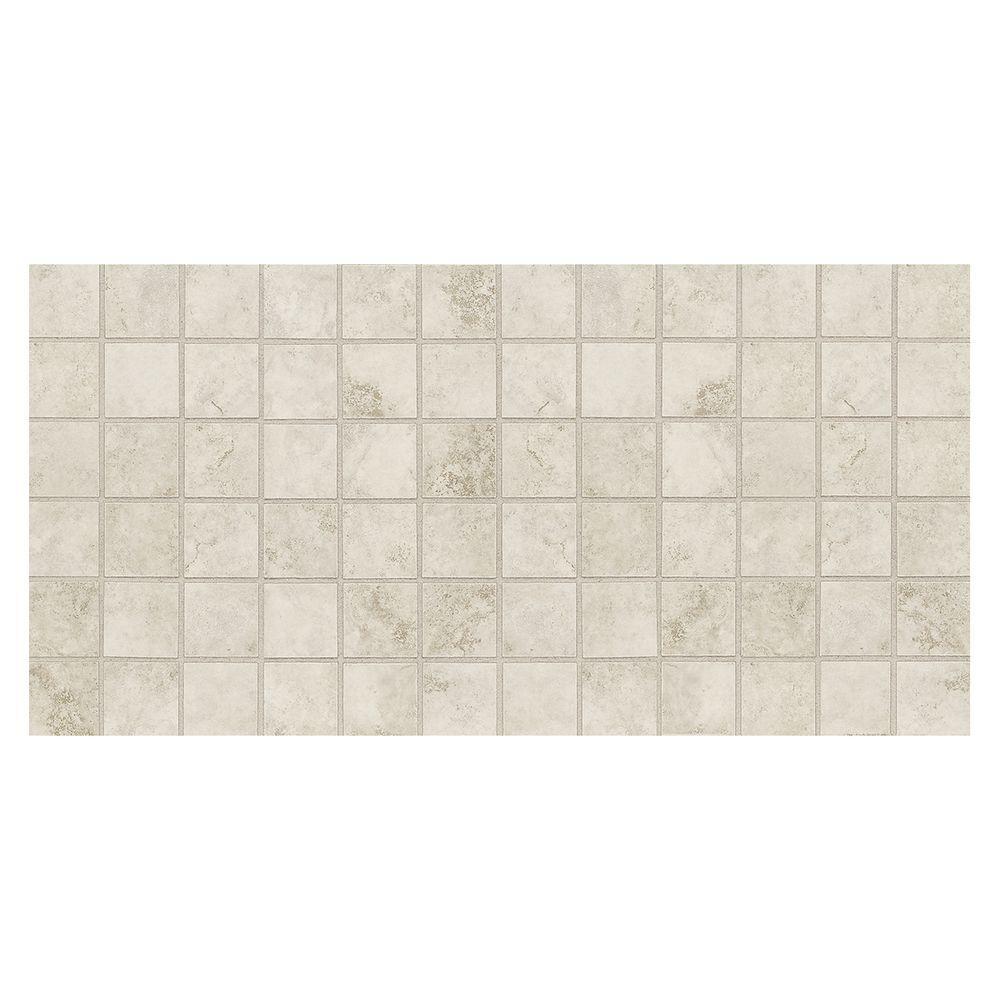 Daltile salerno grigio perla 12 in x 24 in x 6 mm for 12 x 24 glass tile