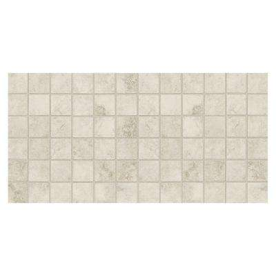 Salerno Grigio Perla 12 in. x 24 in. x 6 mm Ceramic Mosaic Floor and Wall Tile (24 sq. ft. / case)