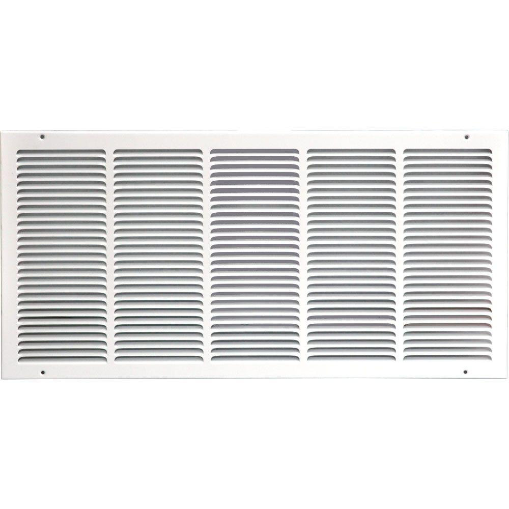 Speedi Grille 30 In X 14 In Return Air Vent Grille