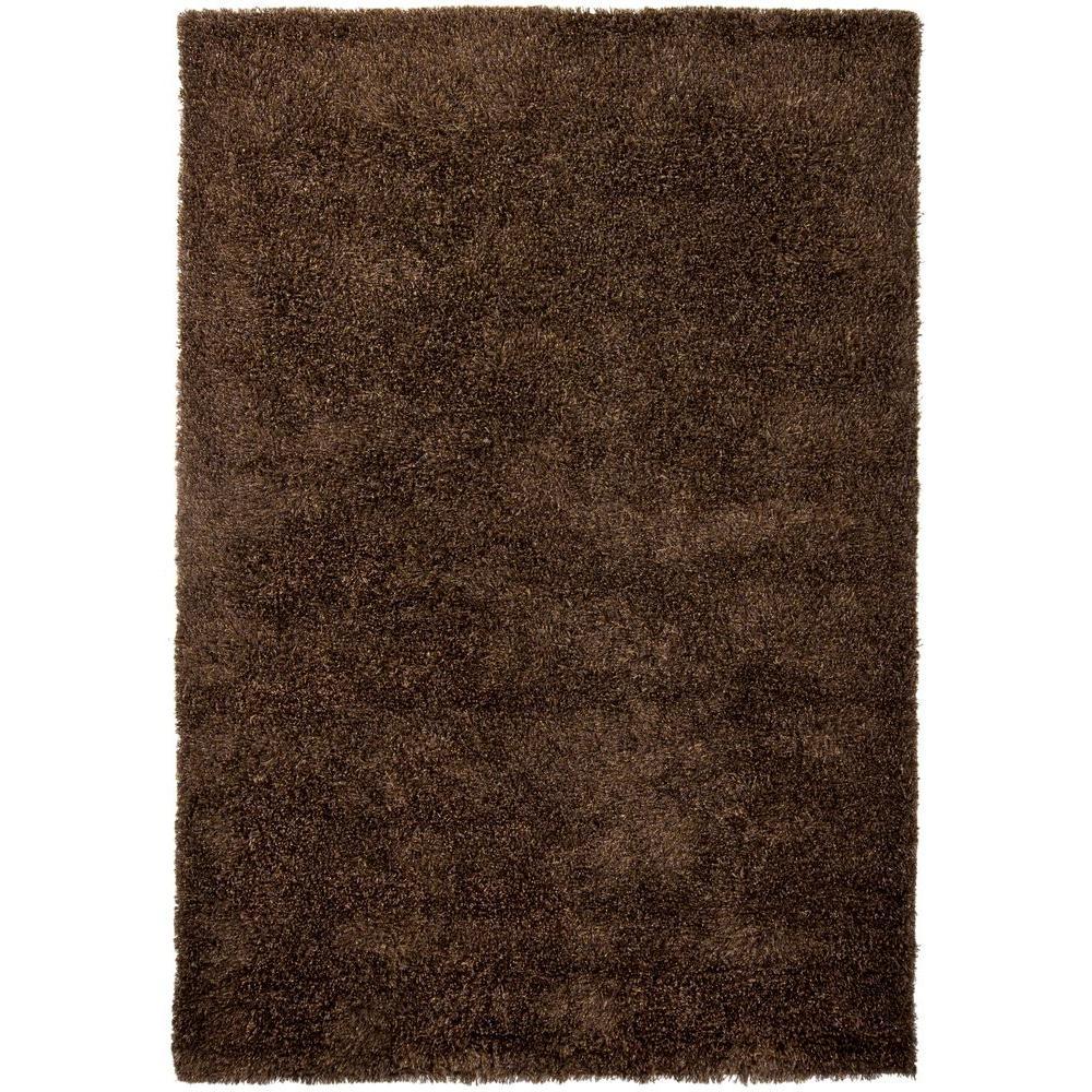 Barun Brown/Purple/Gold 5 ft. x 7 ft. 6 in. Indoor Area