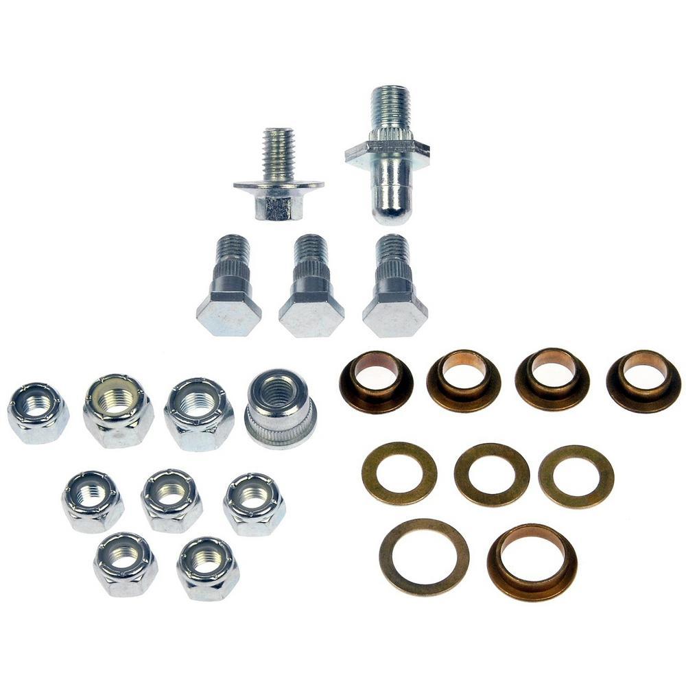 Dorman 38488 Door Hinge Pin and Bushing Kit, Pack of 2