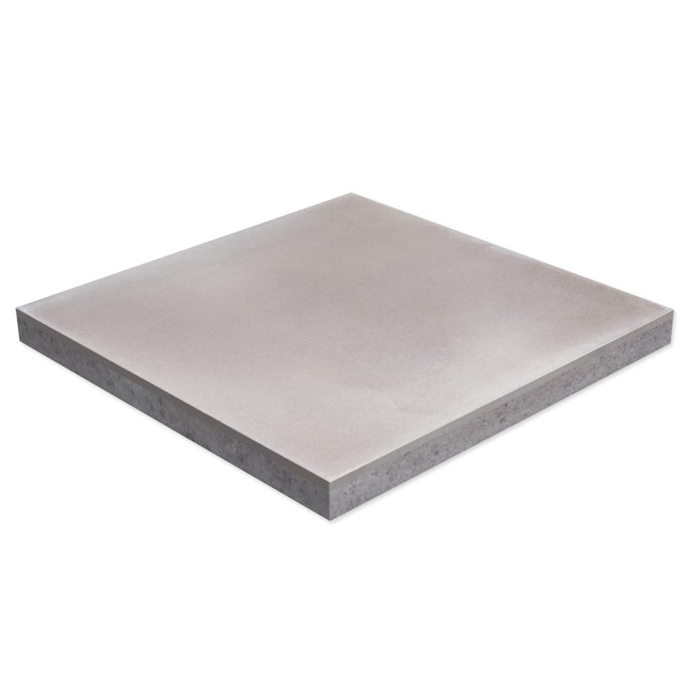Villa Lagoon Tile Solid Featherstone 7 7 8 In X 7 7 8 In