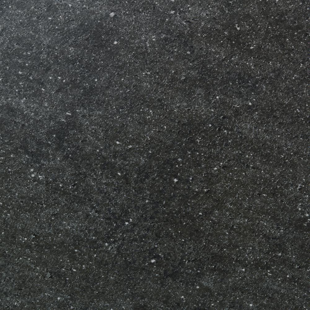 Asphalt Concrete 12 in. x 24 in. Glue Down Vinyl Tile