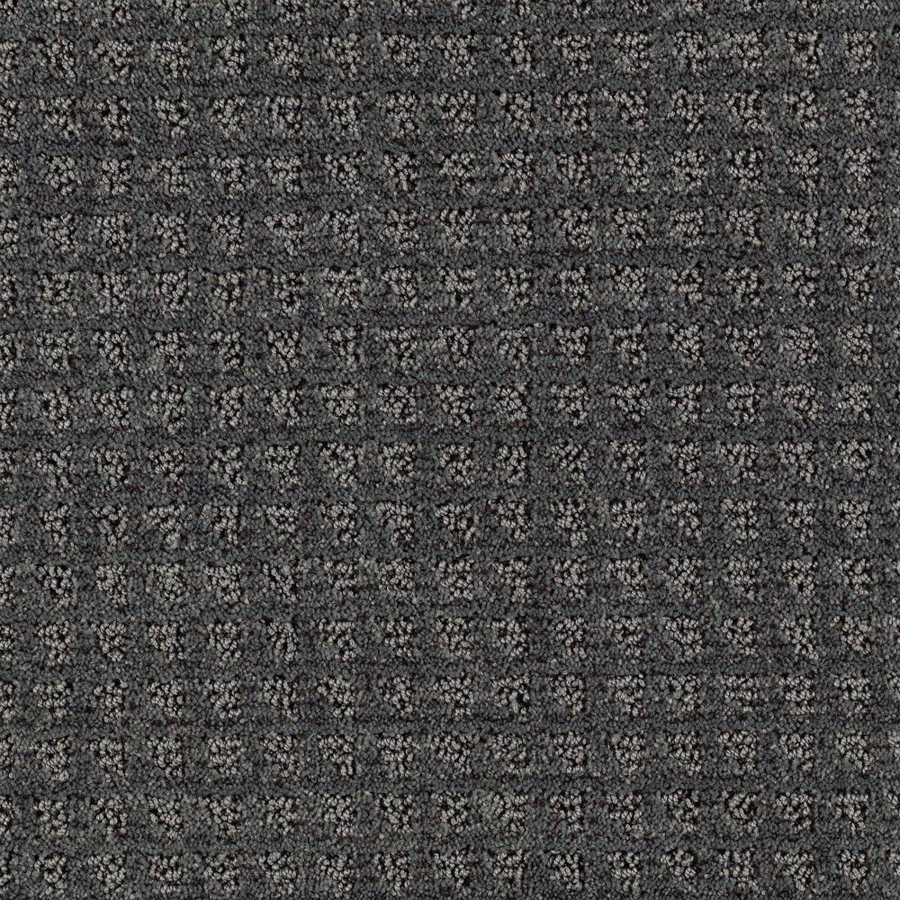 Essex I - Color Rod Iron 12 ft. Carpet