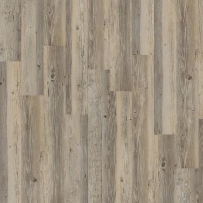Inspiration 12 mil Overcast 6 in. x 48 in. Glue Down Vinyl Plank Flooring (53.93 sq. ft. / case)
