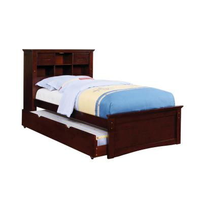 Pearland in Dark Walnut Twin Size Bed